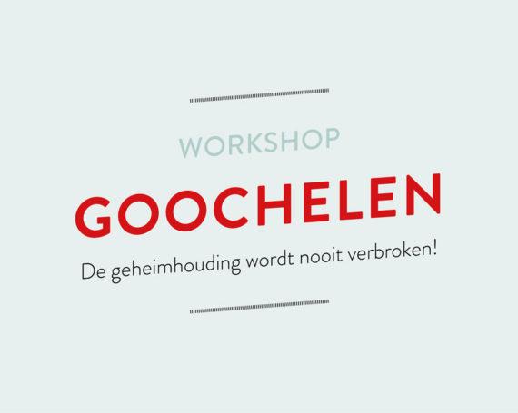 Workshop Goochelen