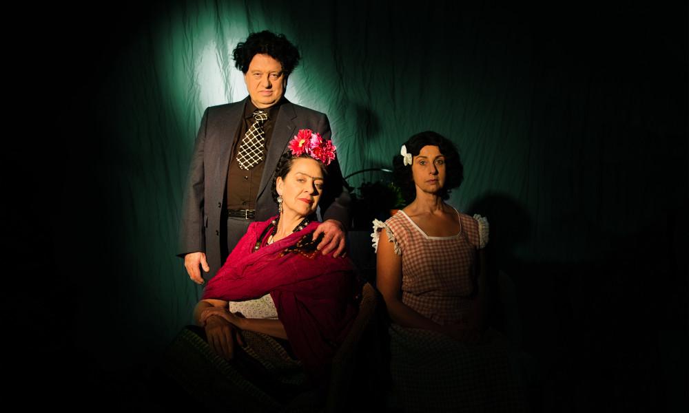 Kahlo – nieuwe productie