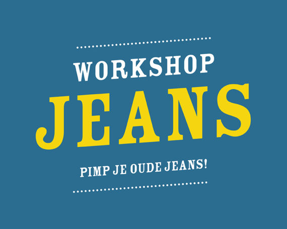 Workshop Jeans