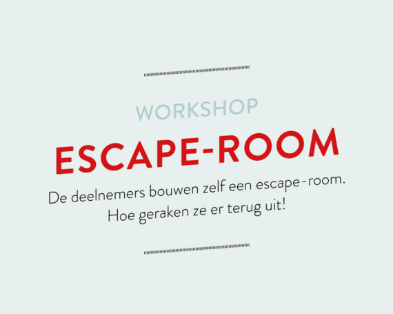 Workshop Escape-room